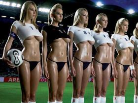 精選話題:胸部比球大!2012 歐洲盃性感足球寶貝大賞!