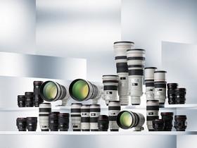 Canon 慶祝 EF 鏡頭生產7000萬支,14款 EF 鏡頭降價優惠