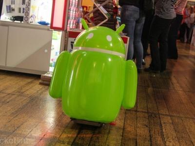遙控 Android 充氣公仔, 授權前只有 Google 員工可以玩,太詐了!