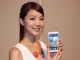四核心手機新駕到,LG Optimus 4X HD 18,900 元七月上市