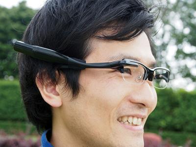 不只有 Google 眼鏡,Olympus 也推出「MEG 4.0」眼鏡顯示器