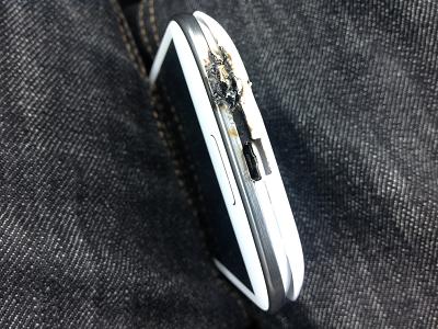 Samsung Galaxy S3 火燒機調查出爐,疑似被微波爐燒的