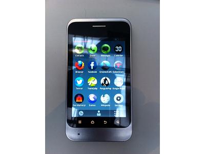 Firefox OS 原型手機曝光,運作速度比 Android 還快