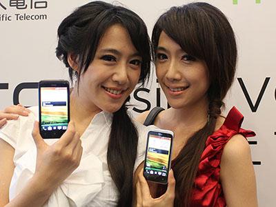 雙模機新選擇!HTC Desire VC 上市,也有免費 25GB Dropbox