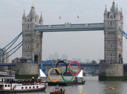 倫敦奧運的網路資源、App,還有龐大資金怎麼來等等趣味小故事