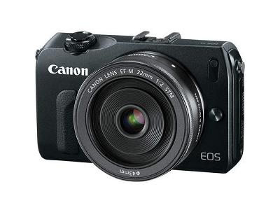 Canon EOS M 微單眼規格曝光、搭載 APS-C 感光元件,國外影片搶先看