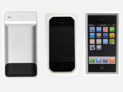 iPhone 也有過去!18款第一支 iPhone 上市前的原型機大集合