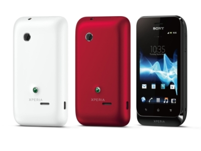 Sony Xperia tipo 入門機在台開賣,3.2 吋觸控螢幕、空機 6000 元有找