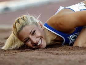 精選話題:奧運田徑場上最火辣的正妹