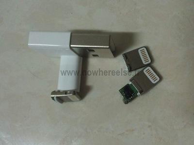 不只 19-pin,新 iPhone 9-pin mini-dock 連接埠零件流出