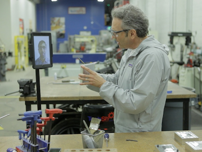 不出門也能走透透,平價遠程替身機器人 Double Robotics 來了