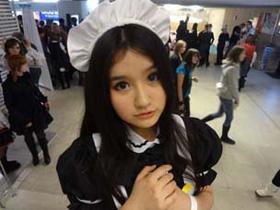精選話題:美國的萌文化 Chou Anime Cafe 女僕咖啡