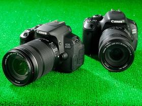 Canon EOS 650D 對決 600D,加入觸控新玩法更適合新手嗎?