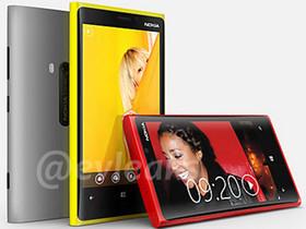 Nokia Lumia 820、Lumia 920 提前曝光,新機也有 PureView 技術超高畫素