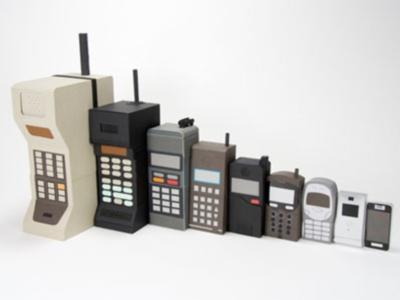 小編們的第一支手機有那些?這些很有特色的老手機,你用過嗎?