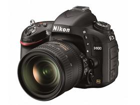 Nikon D600 中階 FX 全片幅機登場,逼近高階機的性能、機身更輕巧