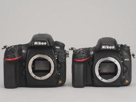 Nikon D600 開箱試玩、與 D800 外觀比一比