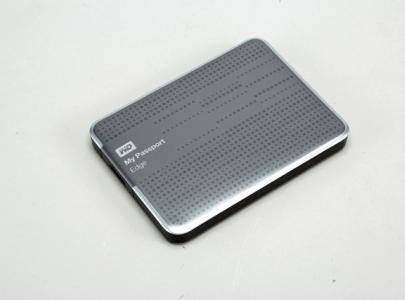 WD My Passport Edge:2.5吋輕巧薄型 USB 3.0 外接硬碟
