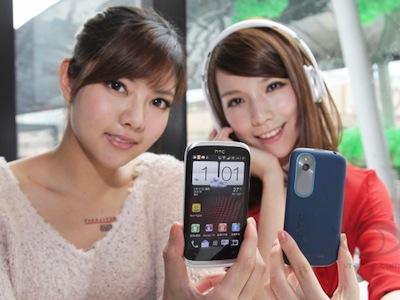 HTC Desire X 開賣!萬元手機、Qualcomm S4 雙核新體驗