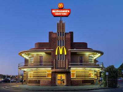 世界各地驚奇造型的麥當勞大集合,你去過幾個?