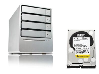 買了大容量硬碟,你用什麼來存放資料?