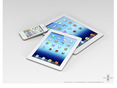 iPad Mini 據傳正在巴西製造,發表會邀請函10月10日寄出