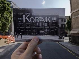 相同場景、新舊照片放在一起看,跟著 26張舊照片做時間旅行