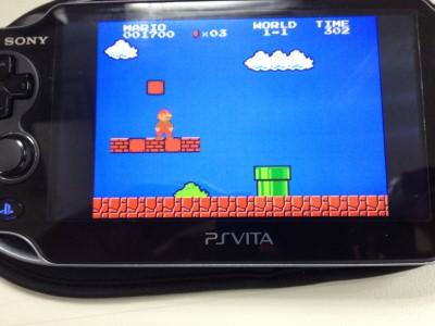 PS Vita 破解試玩,可玩 PSP 遊戲和超級瑪莉