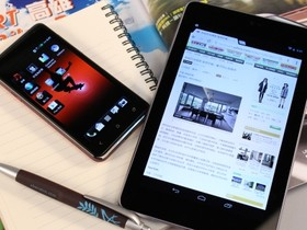 HTC J、Nexus7 搭載 4G WiMAX,高速飆網新組合