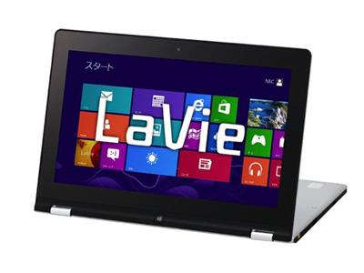 NEC Lavie Y 發表,筆電可變身平板的 Windows RT 裝置