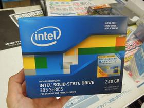 Intel SSD 335 系列在日本登場,台灣還需要再等等