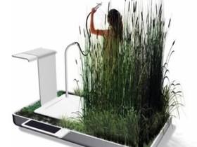10 款特殊水資源回收科技,洗澡同時洗衣服,省時又環保