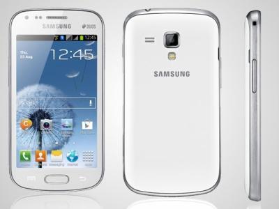 Samsung Galaxy S DUOS 在台上市,雙模雙待雙通話,萬元有找!