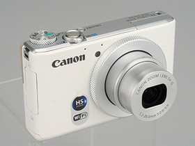 Canon PowerShot S110 評測: 大光圈、多點觸控外加無線傳輸