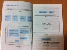 Google 發表會可能會有 Nexus 10 平板,螢幕解析度贏 iPad