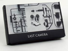 LAST CAMERA:可交換鏡頭的 DIY 玩具相機