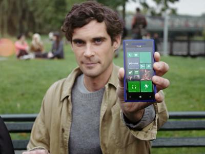 Windows Phone 8 發表會,設計以人為本、Live App 提供更即時資訊