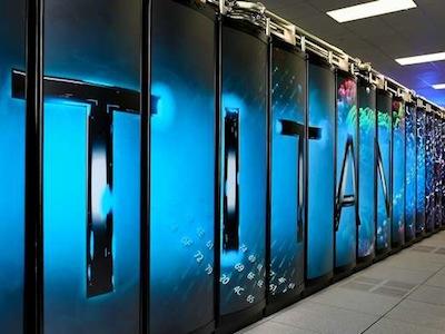 最快超級電腦出爐:Titan 一秒計算能力=1000人連續工作6萬年