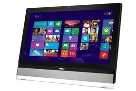 微星最新WIN8 All-in-One PC   超大尺寸 27吋震撼上市!