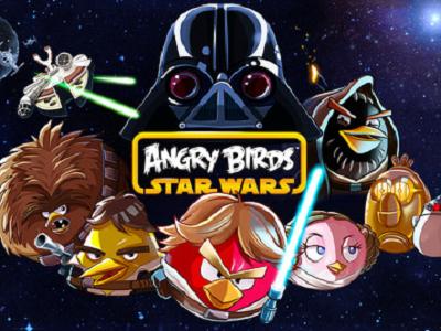 憤怒鳥 X 星際大戰!Angry Birds Star Wars 新玩法登場