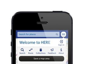 Nokia 「Here」發表,整合雲端應用的地圖服務