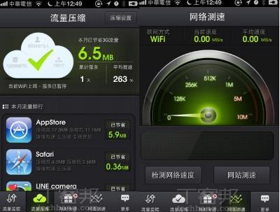 11 款 3G 數據監測 App,輕鬆控制 3G 流量省荷包