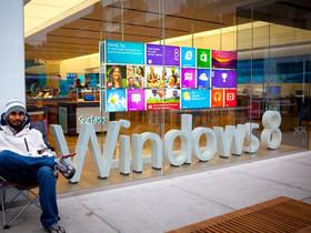 已經開始使用 Windows 8 的伙伴們,你還滿意嗎?