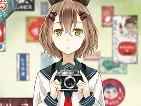 Classic Camera Girl:當經典底片相機遇上萌系美少女
