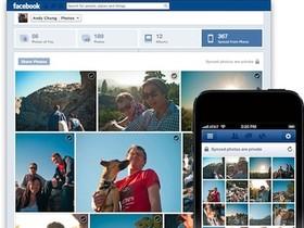 Facebook 相片同步正式推出,手機拍完照片自動上傳,分享更方便