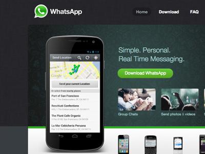 傳 Facebook 將併購 WhatsApp ,加強簡訊服務
