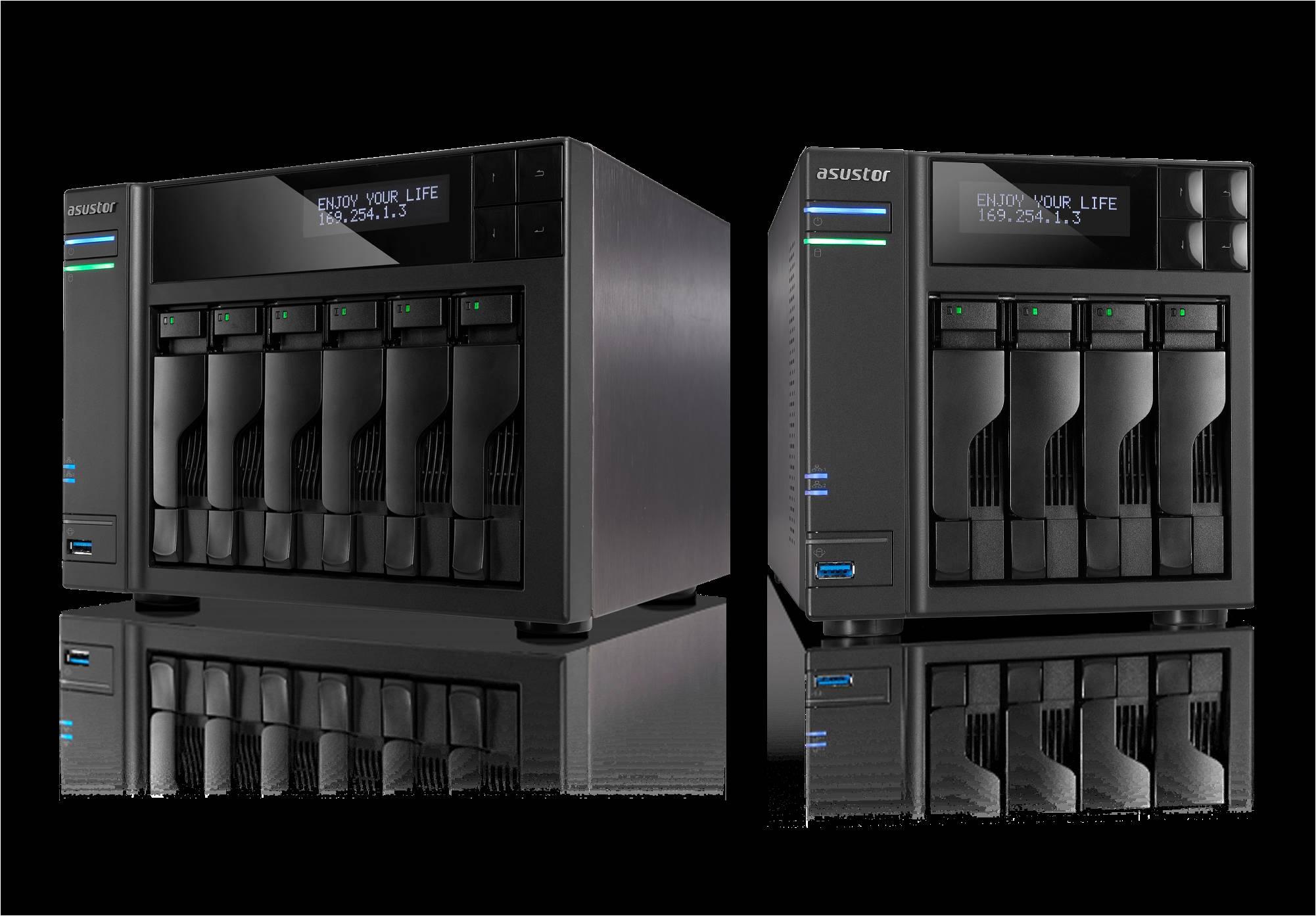 華芸科技推出全新高效能與節能兼具的AS 6 系列
