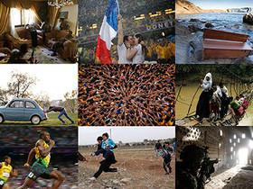 路透社年度精選95張照片,解析攝影記者最愛相機、快門、光圈資訊