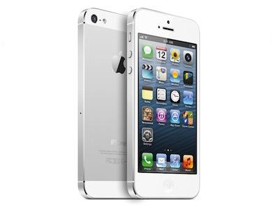 中華電信、台灣大哥大、遠傳電信  iPhone 5 資費方案出爐