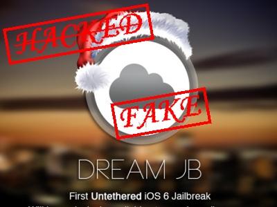 全新 iOS 越獄只是空包彈!Dream JB 一場夢,iPad 可能永無越獄之日